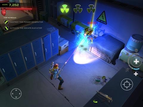 Xenowerk Screenshot