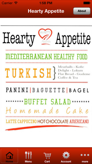 Hearty Appetite