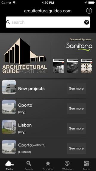 Architectural Guide Portugal