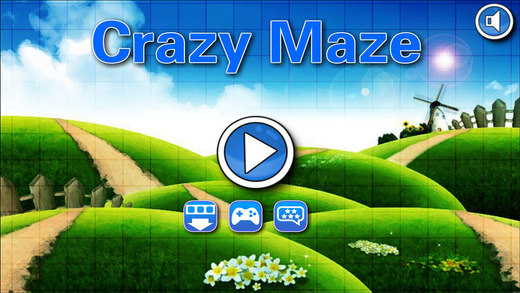 Fancy Crazy Maze