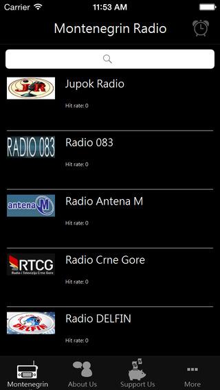 Montenegrin Radio