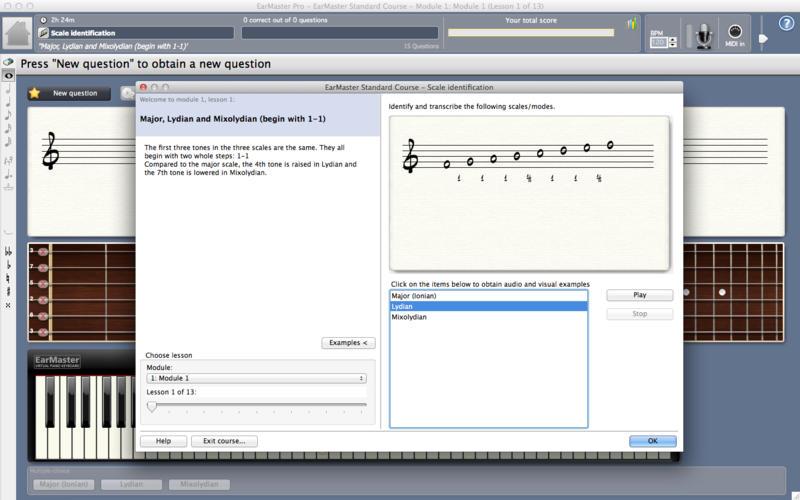 EarMaster Pro Screenshot - 4