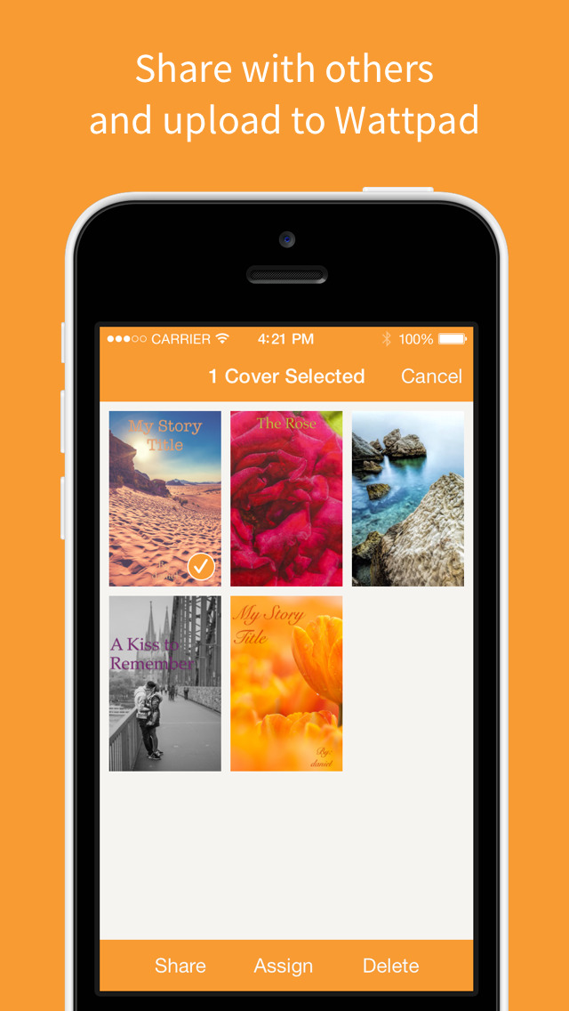 Wattpad Book Cover Maker Download : Covers by wattpad photo editor collage maker for