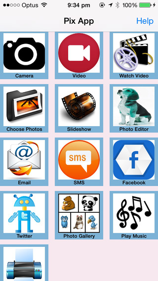 Pix-App