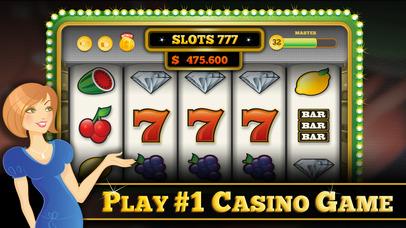 Screenshot 1 Slots 777™ — VEGAS CLASSIC – offline progressive slot machine with free coins feature & hourly bonus