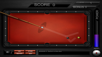 Screenshot 2 Learn Billiard