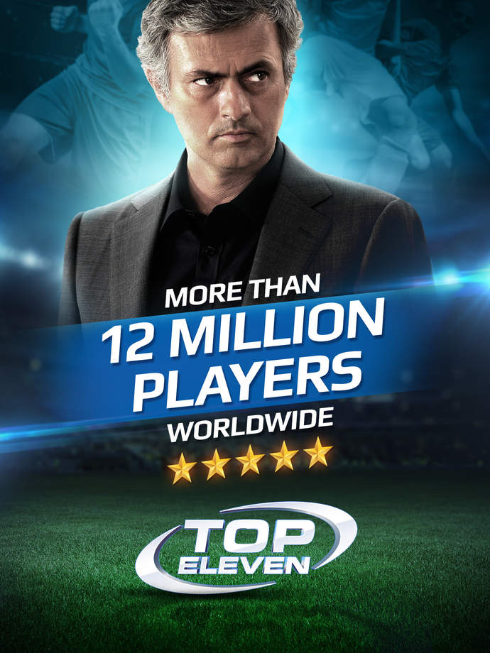 Top Eleven - Be a soccer manager - iPhone Mobile Analytics and App Store Data