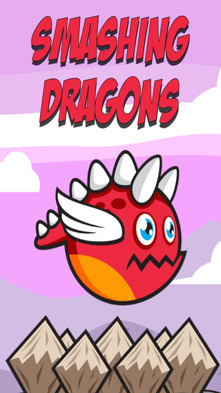 Angry Smashing Dragons Attack