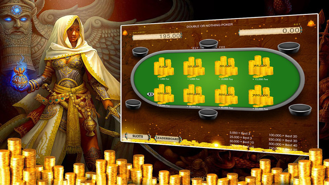 Queen of Egypt - Best Ancient Empire Slot Casino Games