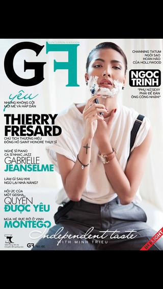 GENTLEMEN FASHION Magazine