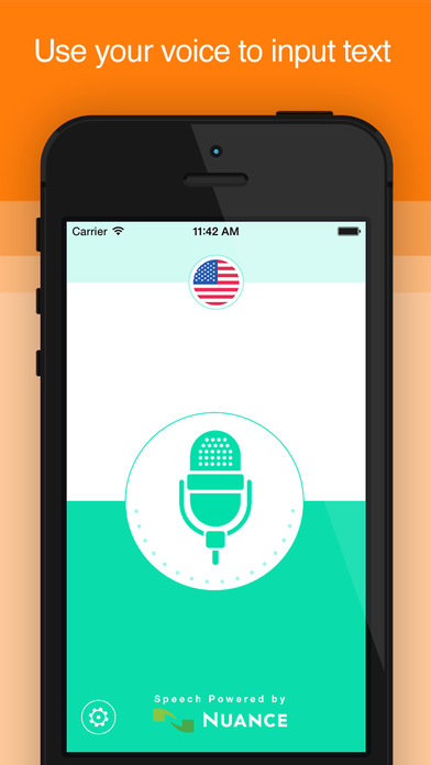 Active Voice : Speech-To-Text Screenshot