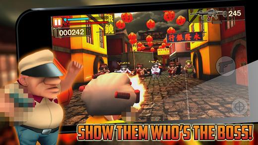 Gangster Granny 2: Madness Screenshot