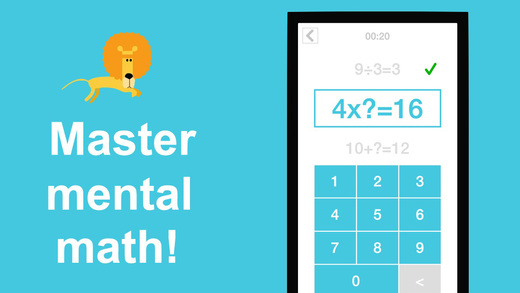 Speed Maths Pro - Multiplication Table Arithmetic Game