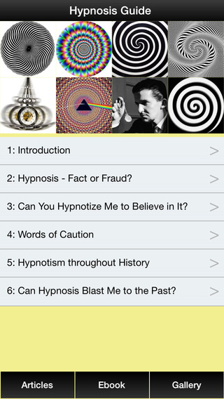Hypnosis Guide - Discover Powers of Hypnotism Self Hypnosis