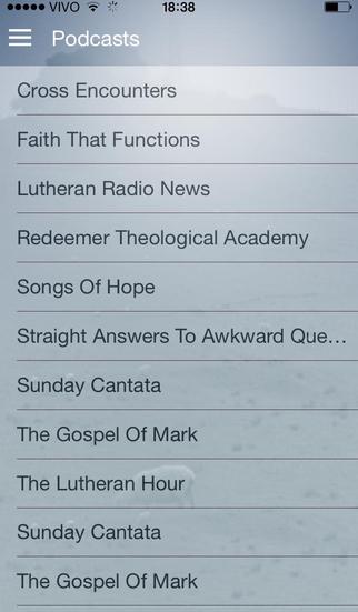 Lutheran Radio UK