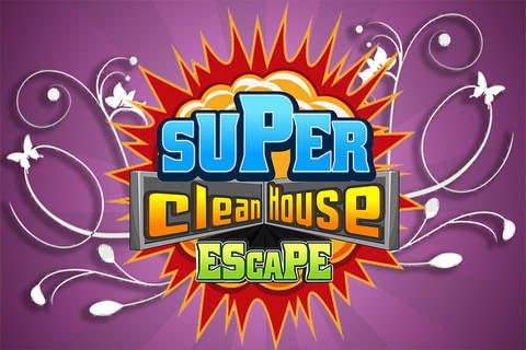 Super Clean House Escape screenshot 3
