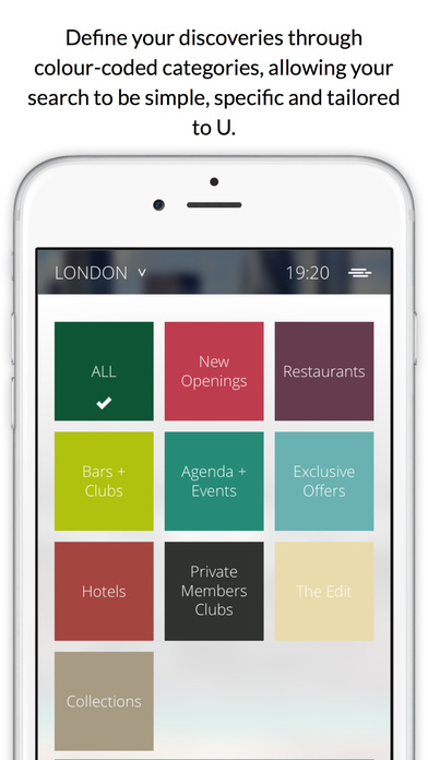 Urbanologie – luxury lifestyle global destination guide and concierge service - London, New York & Beyond screenshot