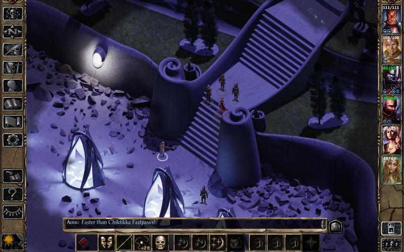 Baldurs Gate II Enhanced Edition Screenshot - 5