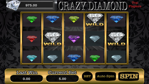 AAA... Crazy Diamond Slots