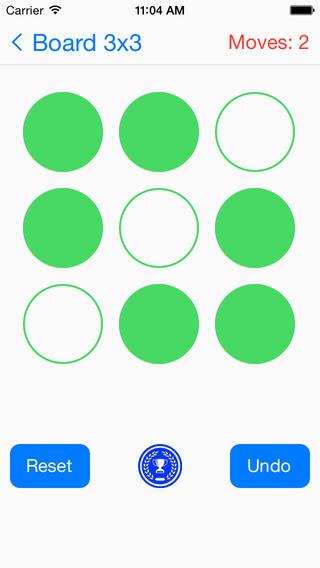 Flip Dots Up