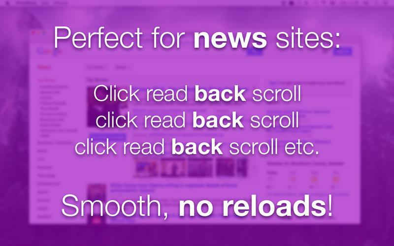 FastBack Screenshot - 2