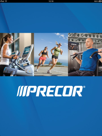 Precor Brochure App