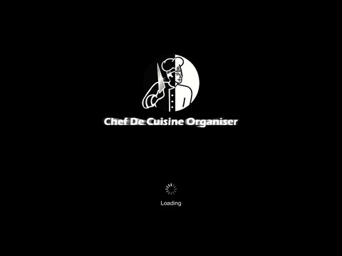 Chef De Cuisine Organiser