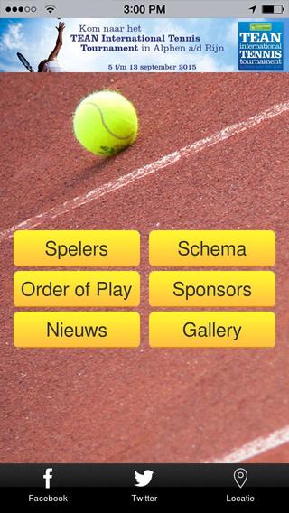 TEAN International Tennis