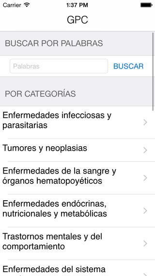 GPC México - Guías de práctica clínica