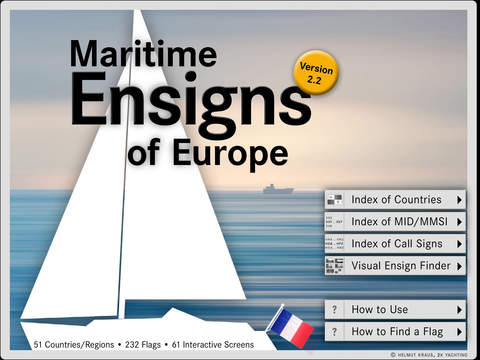 Maritime Ensigns of Europe