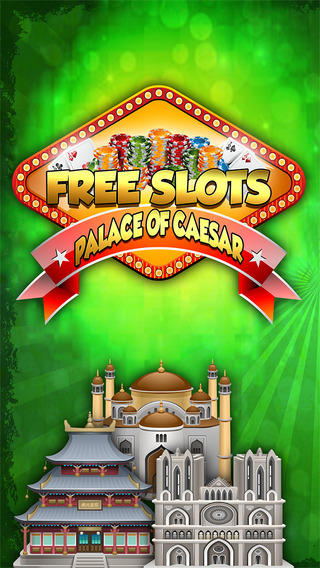 Ancient Palace of Caesar Slots - Lucky Casino Slots Machine with Incredible Layout Wins