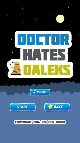 Doctor Hates Daleks