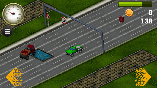 Tricky Truck Driver Deluxe