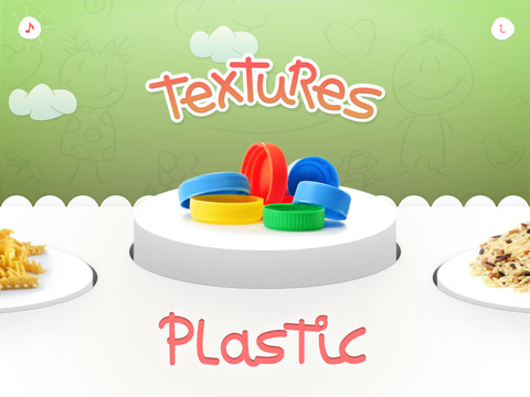 Play and discover Textures