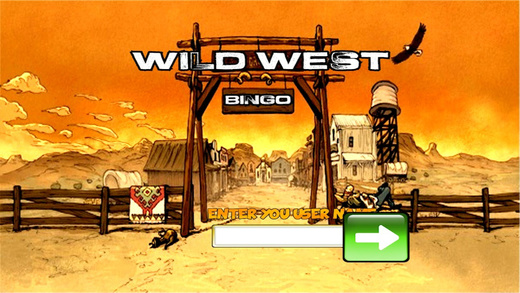 Wild West Bingo - Free Casino Game Feel Super Jackpot Party and Win Mega-millions Prizes