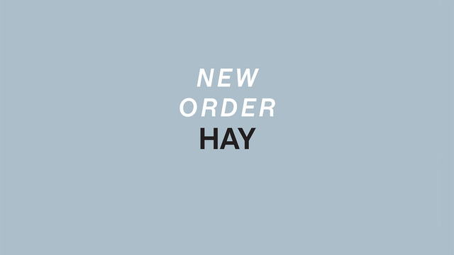HAY New Order