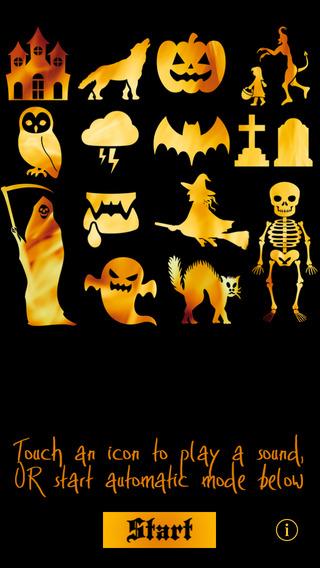 Halloween Sound Trap
