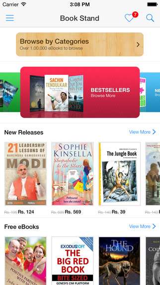 Flipkart eBooks