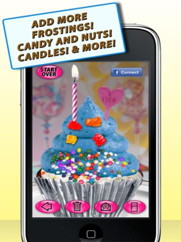 Cupcake Maker Games – Play Make & Bake Sweet Crazy Fun Cupcakes Free Family Game!