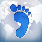 Footprint – Where I've Been [iOS]