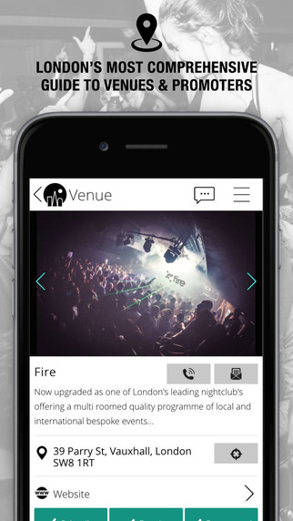 CITINITE - London's best guide to bars pubs clubs entertainment