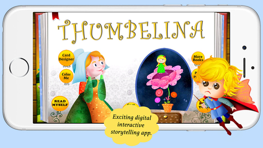 Thumbelina by Story Time for Kids