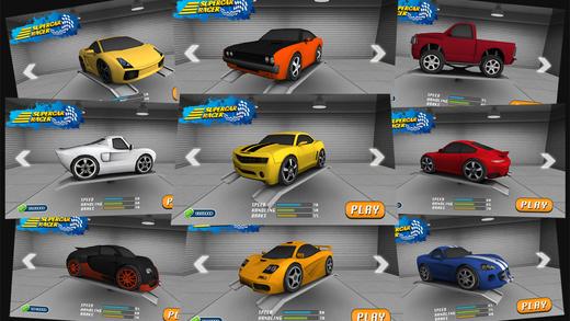 Supercar Racer : The Car Game