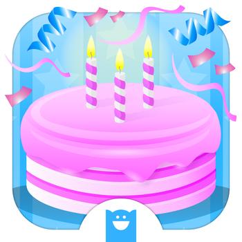 Cake Maker Kids - Cooking Game (Ads Free) LOGO-APP點子