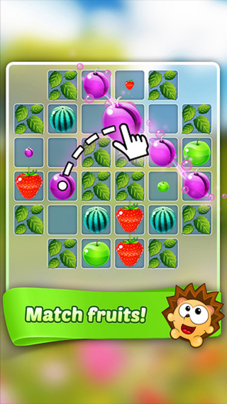 Fruit Legend - fruit match 3 puzzle game on the App Store