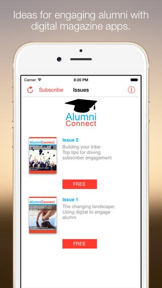 Alumni Connect: Marketing and alumni engagement st