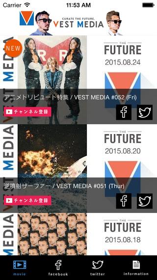無料娱乐AppのVEST MEDIA|記事Game