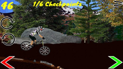 Edge of Disaster Downhill MTB