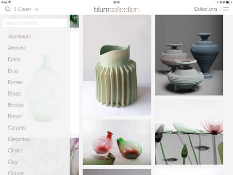 blumcollection lookbook screenshot 3