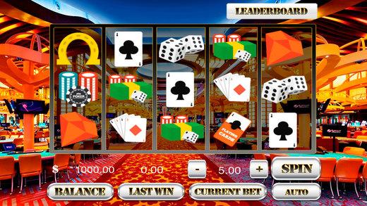 Aaaaaaah The Real Casino of Las Vegas City - Free Slot Game